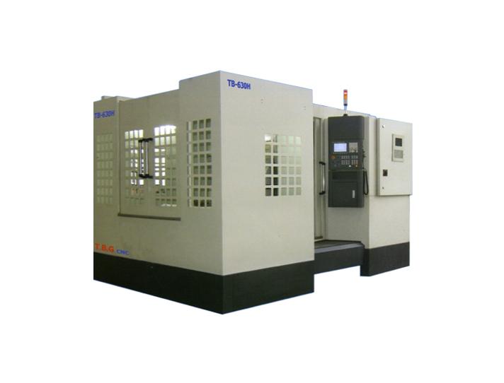Horizontal CNC