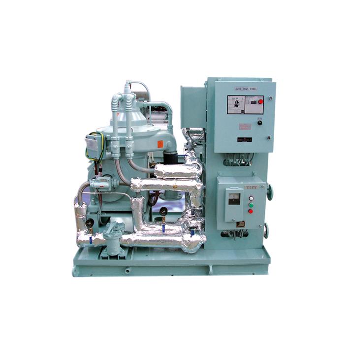 分油机及分油机单元